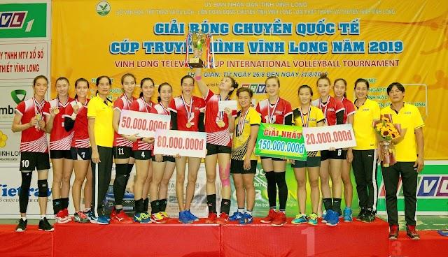 Cúp quốc tế THVL 2019: Nam TPHCM và nữ THVL vô địch!