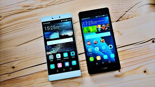 Huawei P9 vs Huawei P8 is that new updated version good enough