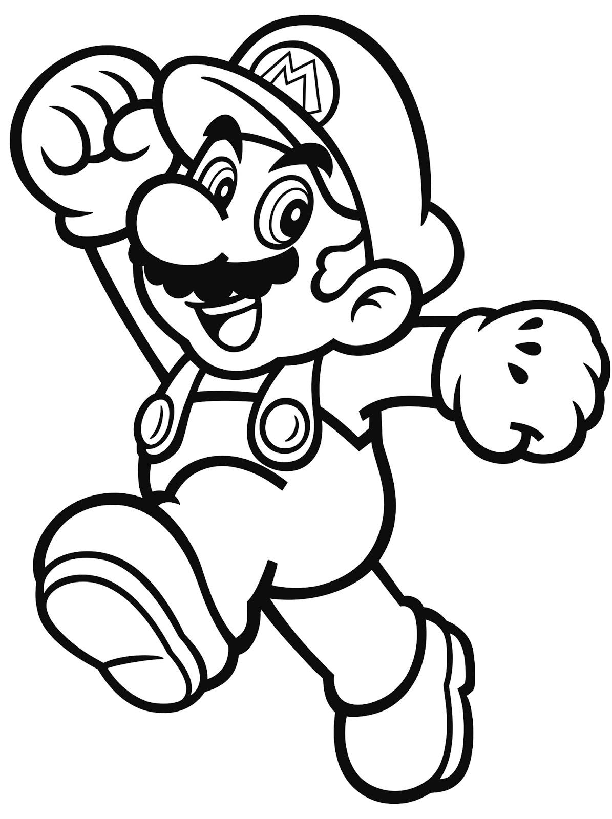 Nintendo disponibiliza personagens de Super Mario Bros