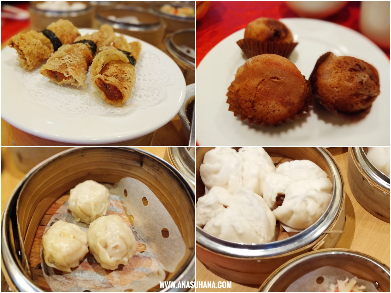 All You Can Eat Dimsum Buffet