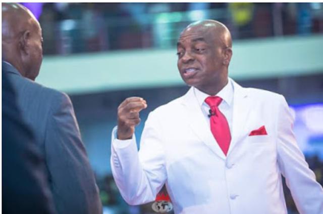 COVID-19 is the devil's hypocrisy in undermining the Church internationally – Bishop Oyedepo