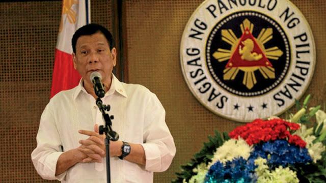 'Still Duterte, The Philippines last hope'