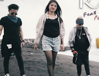 Lirik Lagu RapX ft. Nisa Fauzia - Makan Hati