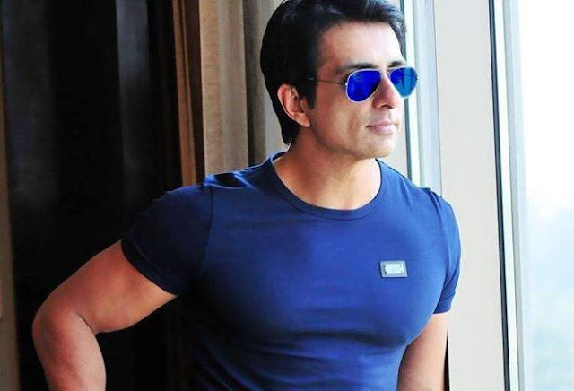 Best Bollywood indian actor sonu sood latest news || whitehat jr.