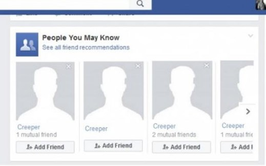 how does facebook suggest people you may know