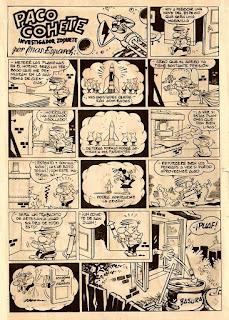 Paco Cohete, K.D.T Almanaque 1960