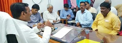 Prerna app व शिक्षकों की इन मांगों पर बनी सहमति क्लिक कर देखें प्रेस विज्ञप्ति, शिक्षक समस्याओं को लेकर मा० बेसिक शिक्षा मंत्री से मिले शिक्षक नेता