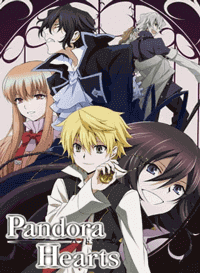تقرير انمي Pandora Hearts