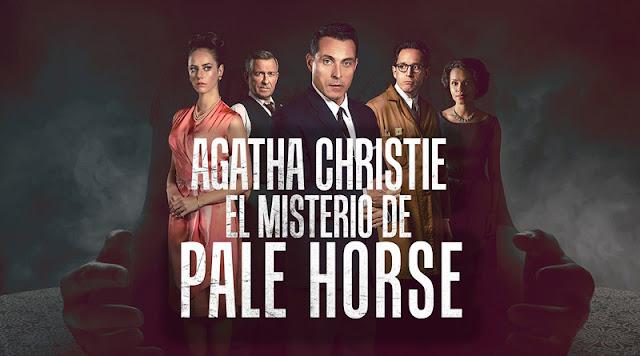Tráiler de 'El misterio de Pale Horse' adaptación de Agatha Christie que se verá en Cero de Movistar+