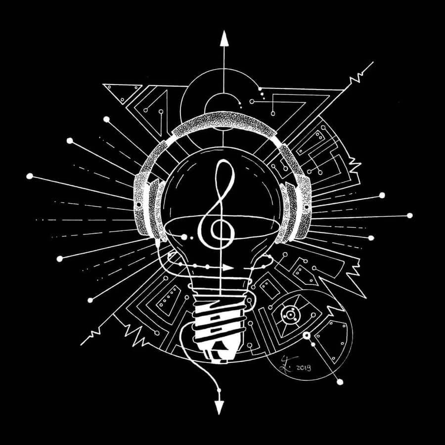 10-Light-in-music-Zakrii-www-designstack-co
