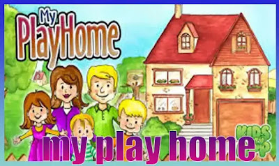 لعبة my play home