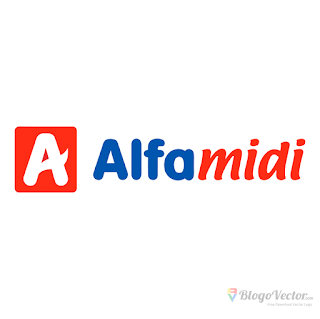 Alfamidi Logo vector (.cdr)