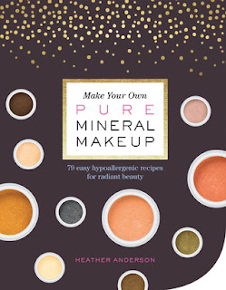 make up natural mineral diy book review non fiction