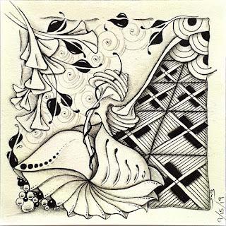 Inspired by...Geerandola,  Zigmat, Zinger, Coffeebean Flower, and Crescent Moon