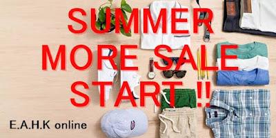 2019 MORE SUMMER SALE START !!!