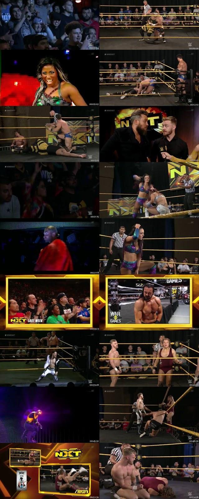 WWE NXT 29 November 2017 480p HDTV Download