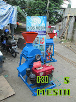 mesin penepung batu bata dan genteng