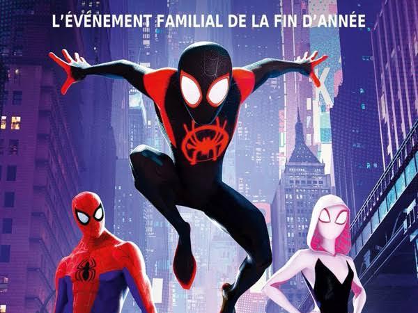 Spiderman : New Generation #cinema