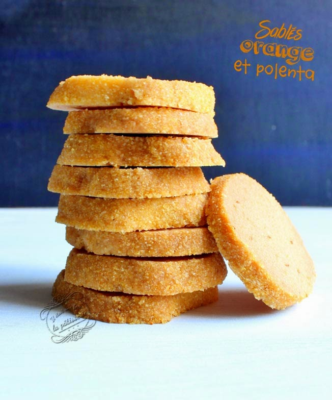 biscuits orange