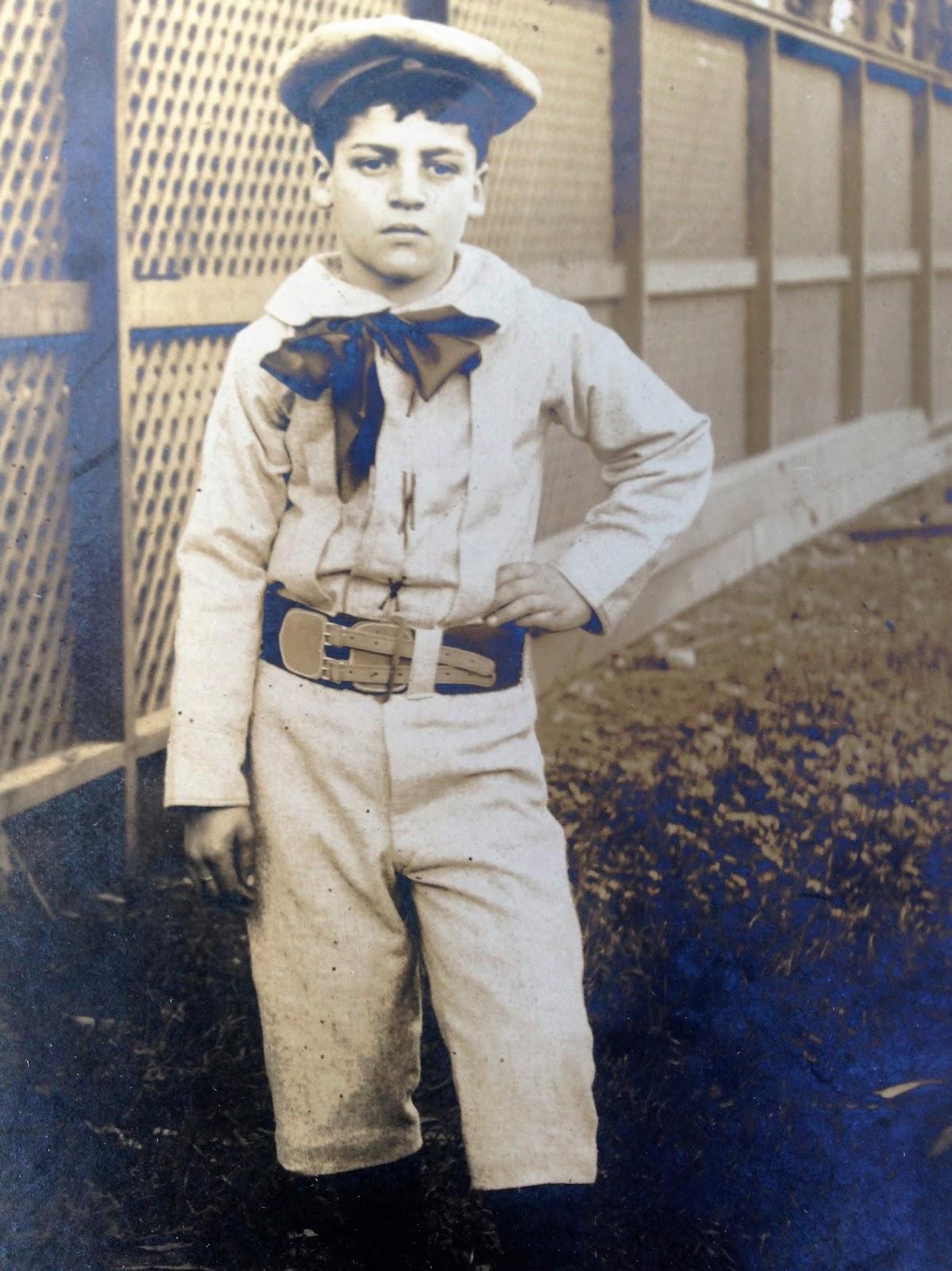 House Of Patterns 1880 1920s Kids Fashion
