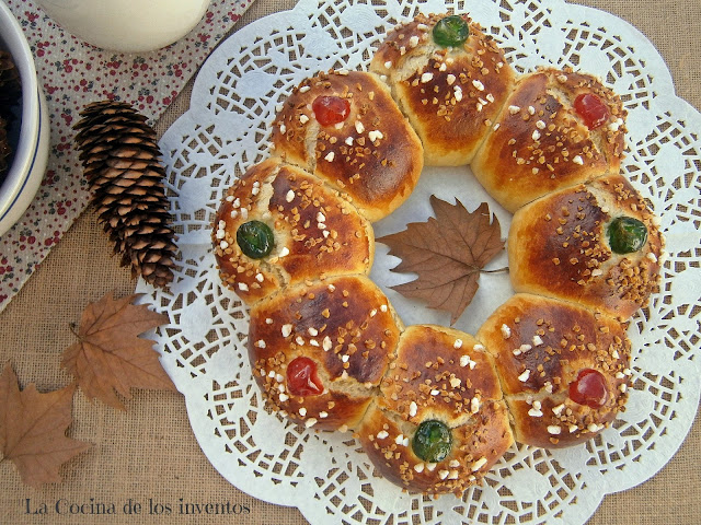 Roscón De Reyes {receta De Los Hermanos Torres}