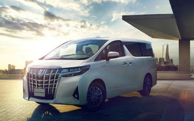 Keunggulan Mobil Toyota Alphard