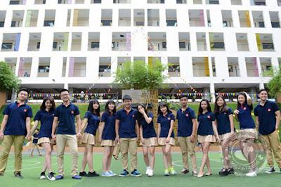 Tổng hợp các mẫu đồng phục học sinh đẹp nhất