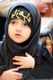 foto bayi berhijab
