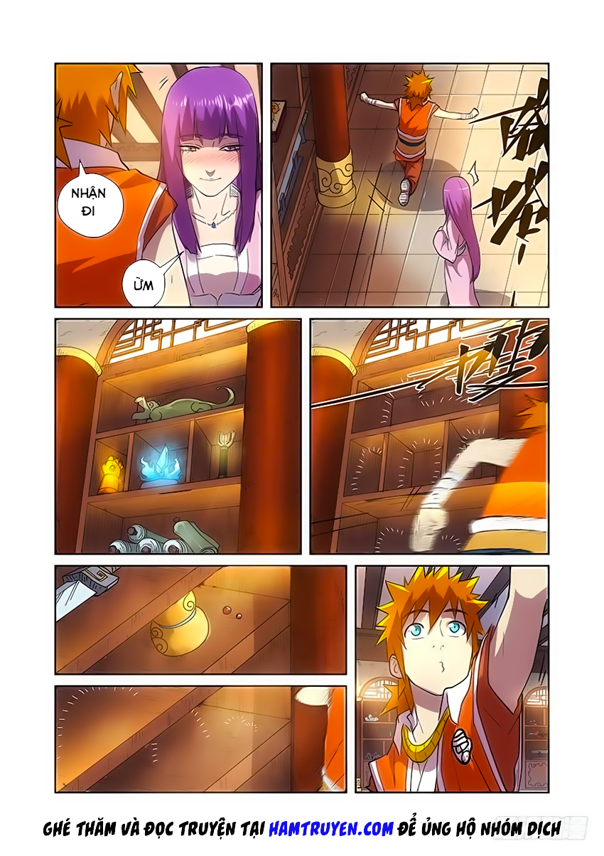 Yêu Thần Ký chap 193 - Trang 5