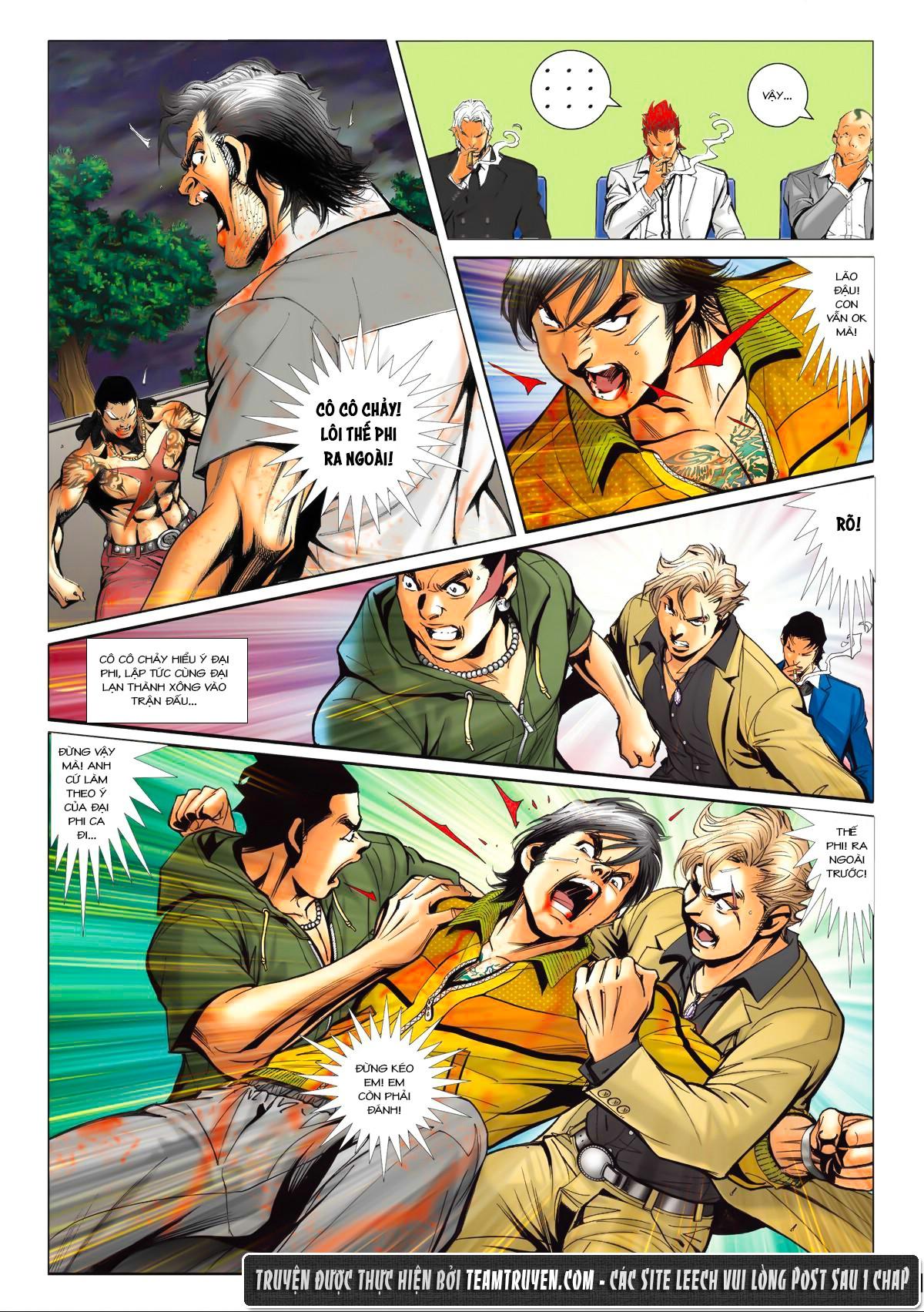 Người Trong Giang Hồ NetTruyen chap 1554 - Trang 21