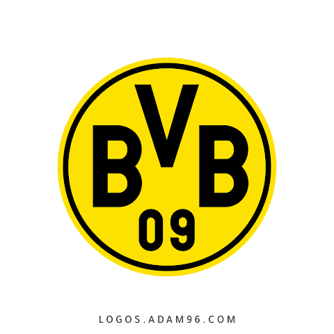 Dortmund Club Logo Original PNG Download - Free Vector
