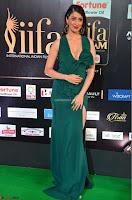 Raai Laxmi in Deep Neck Sleeveless Green Leg Split Gown at IIFA Utsavam Awards 2017  Day 2    HD Exclusive Pics 02.JPG