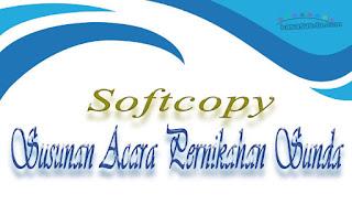 Download Softcopy Susunan Acara Pernikahan Dalam Bahasa Sunda