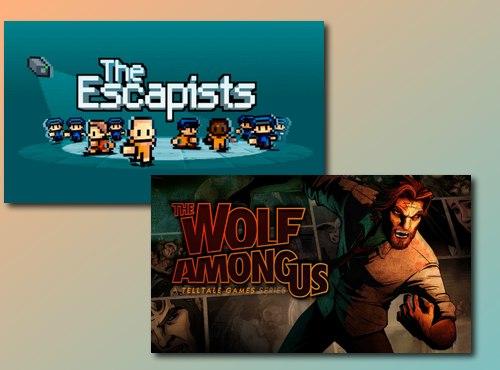 «The Escapists» και το «The Wolf Among Us» τα παιχνίδια που δίνει δωρεάν η Epic