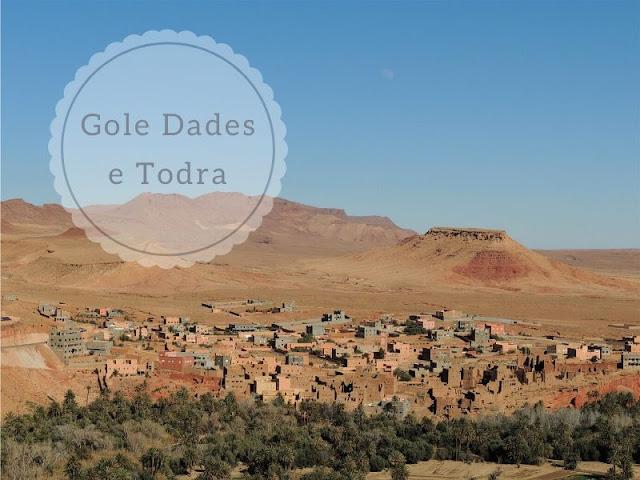 Gole del Dades e di Todra: Tinghir