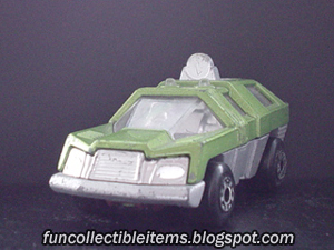 Green Planet Scout | Matchbox Car