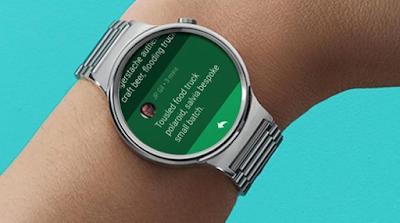 Karena Bug, Peluncuran Android Wear 2.0 Tertunda