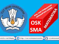 Pembahasan OSK Matematika SMA Tahun 2019 (Kemampuan Dasar)