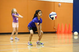 Características da iniciação no Voleibol