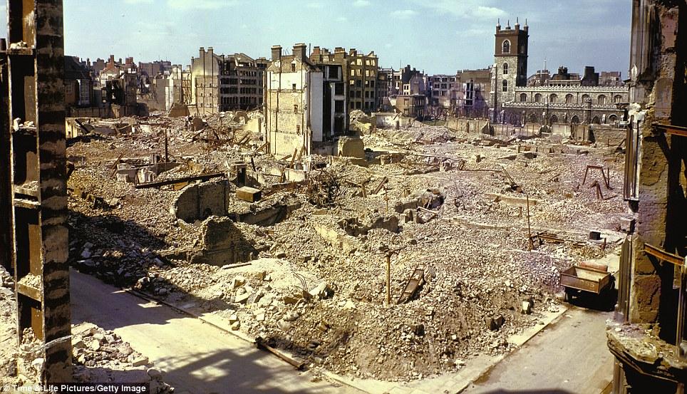 Soul of star trek trek50 b4trek real war for How many homes were destroyed in germany in ww2