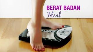 4 cara Ampuh menjaga berat badan agar Tetap Ideal