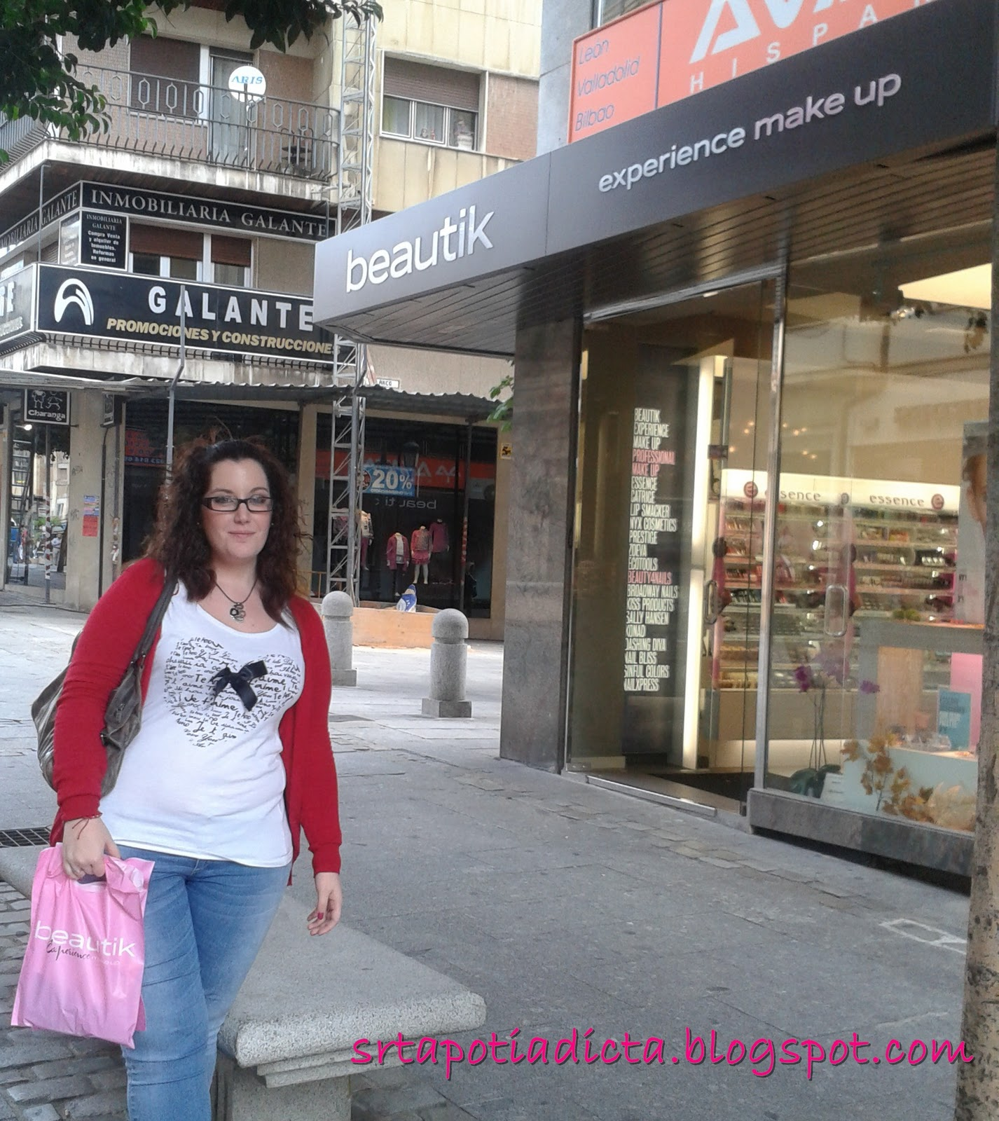 Viaje a Salamanca con compras en Beautik (Parte I)
