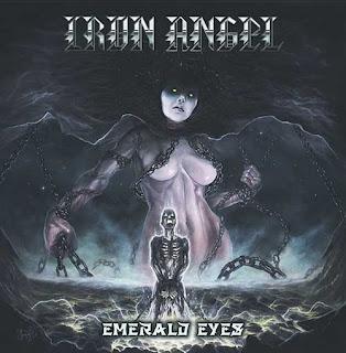 """Ο δίσκος των Iron Angel """"Emerald Eyes"""""""
