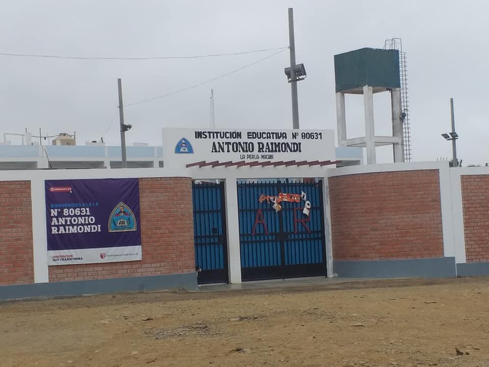 Colegio 80631 ANTONIO RAIMONDI - La Perla de Macabi