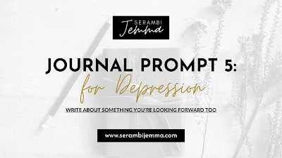 Journal Prompt for Depression: Prompt 5