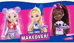 Необычные куклы Fail Fix Total Makeover от Moose Toys со съемным лицом и спа-маской