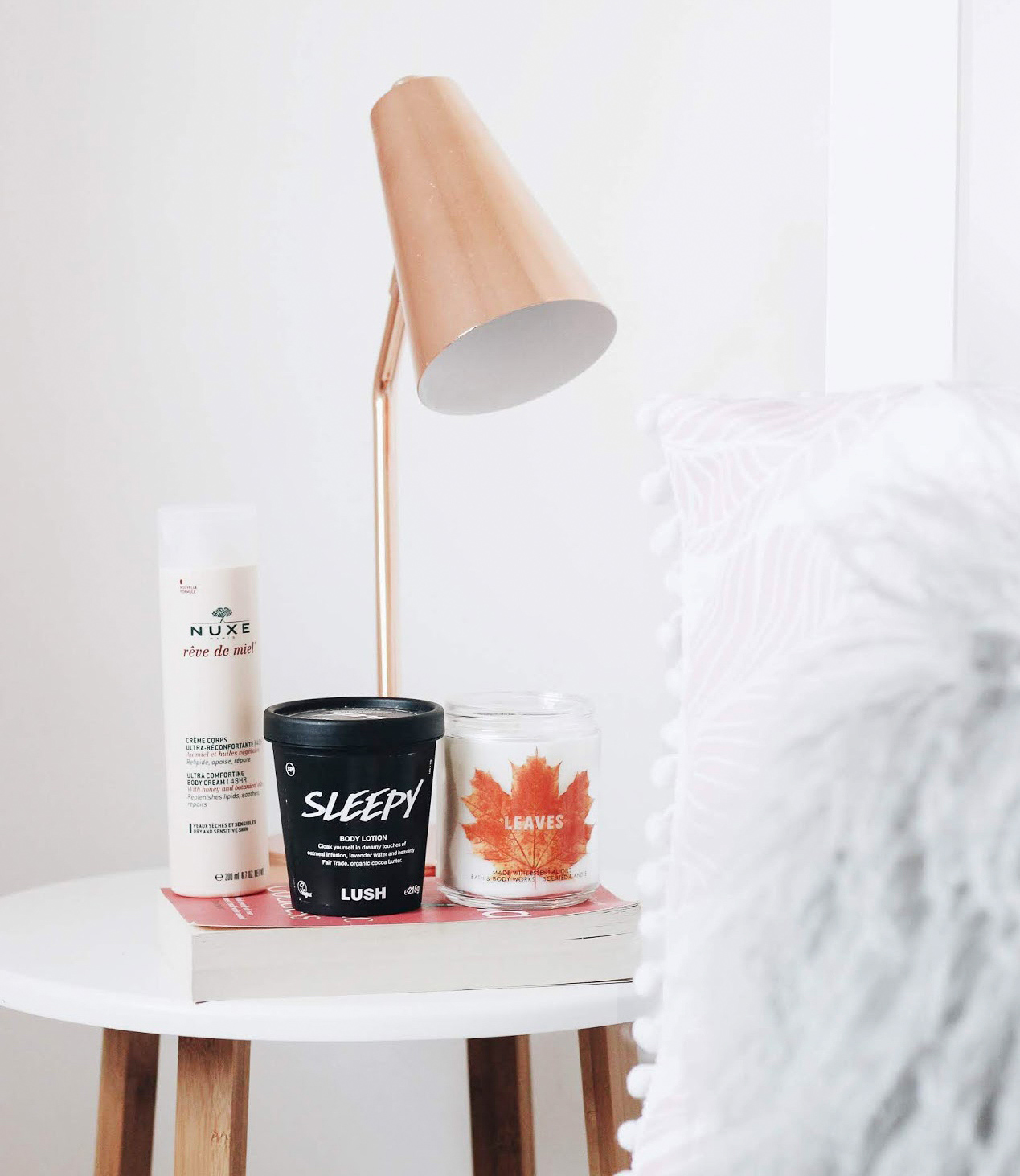 A Feel Good Pamper Routine