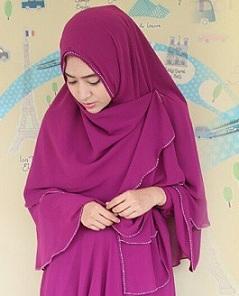 Hijab Yang Sesuai Syariat Islam
