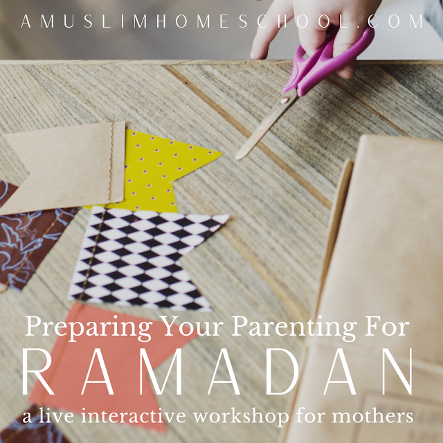 Parenting in Ramadan workshop