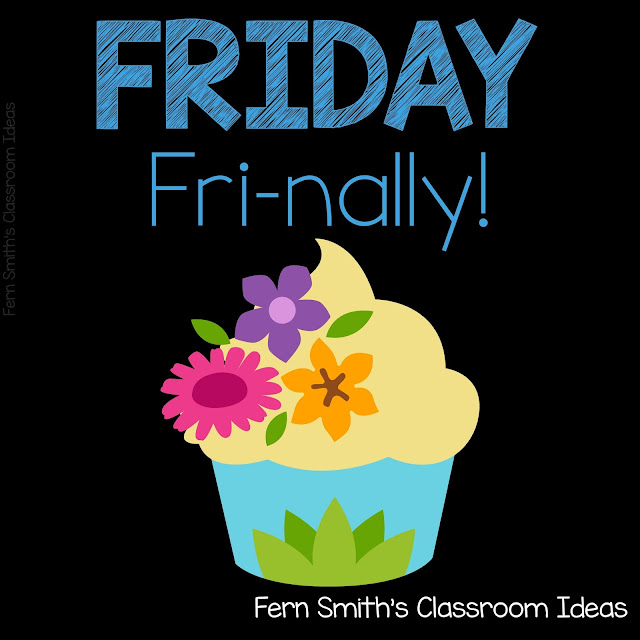 Happy Friday Friends! #FernSmithsClassroomIdeas